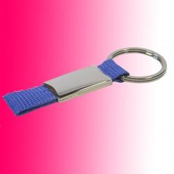 Nylon-Metall-Schlüsselanhänger
