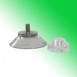 Saugnapf 30 mm mit Rändelmutter