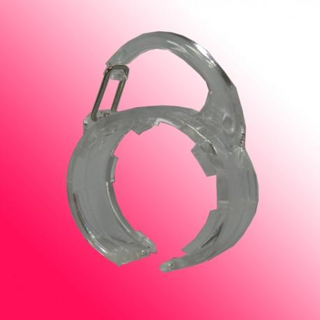 Ansteckaufhängung für runde Jojos