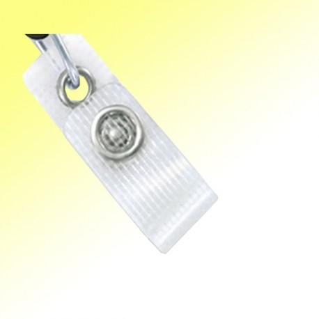 Ausweislasche mit verstärktem Gewebeband